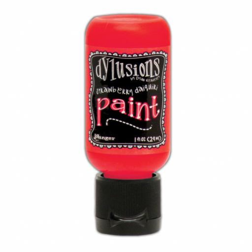 Dylusions Flip cup paint 29ml Strawberry daiquiri