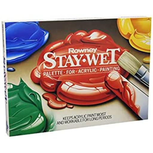 Daler Rowney Stay-wet Palette - small