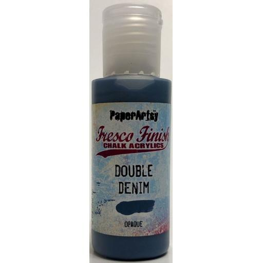 Fresco Finish Paint - Double Denim {Seth Apter}