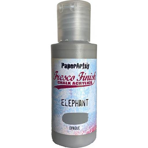 Fresco Finish Paint - Elephant