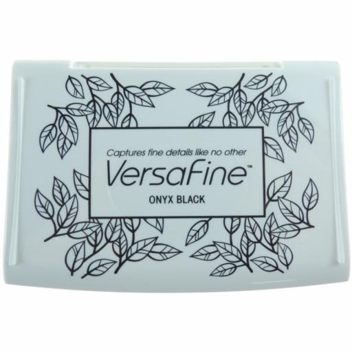 Versafine - Onyx Black Versafine Ink Pad