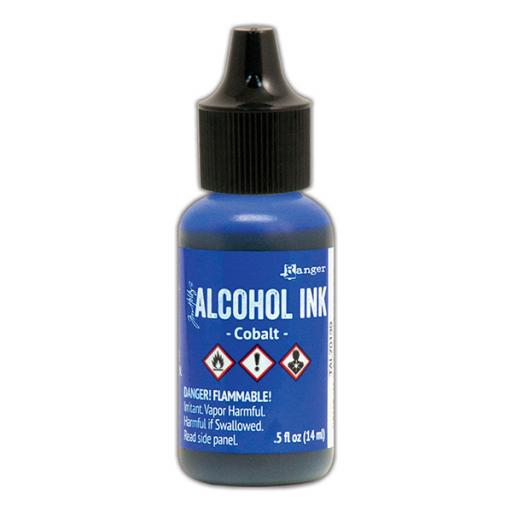 Ranger Tim Holtz® Alcohol Ink Cobalt