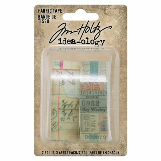 Tim Holtz Idea-ology - Fabric Tape