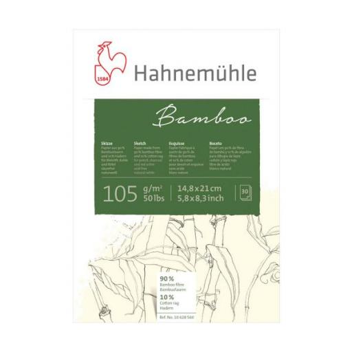Hahnemuhle Bamboo Sketch A5 x 30 Sheets