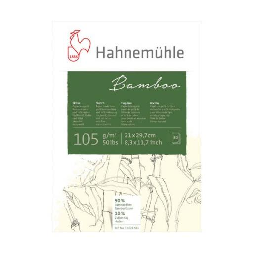 Hahnemuhle Bamboo Sketch A4 x 30 Sheets