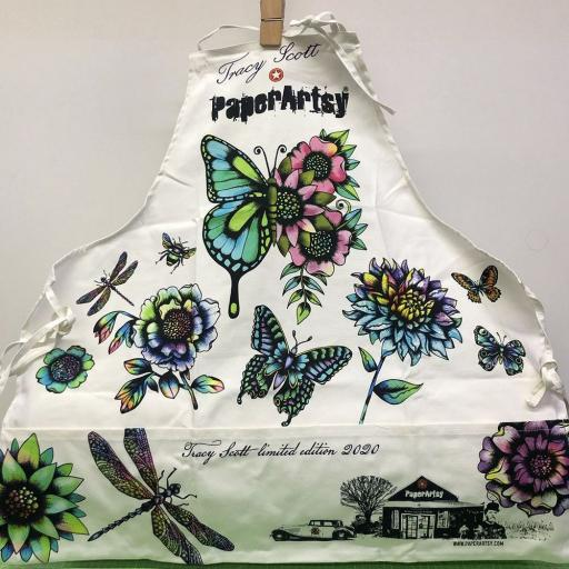 PaperArtsy - TRACY SCOTT Apron