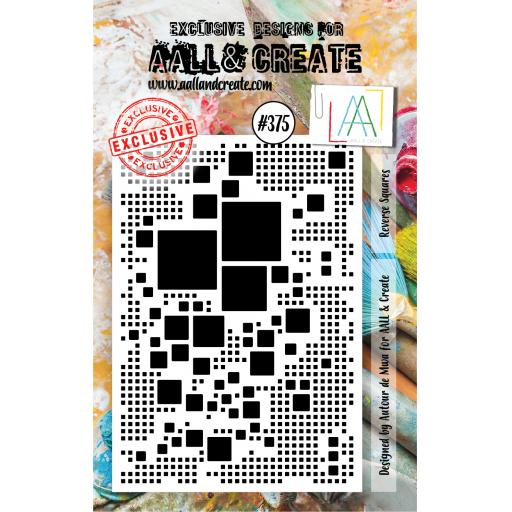Aall & Create #375 A7 stamp