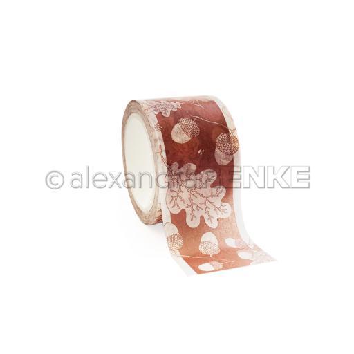 alexandraRENKE - Washitape 'Amber oak'