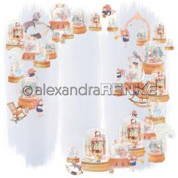 design p[apersnow globes with angels.jpg