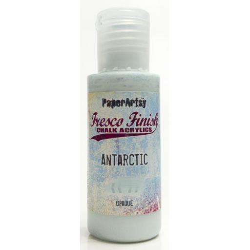Fresco Finish Paint - Antarctic