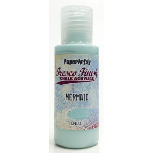 Fresco Finish Paint - Mermaid