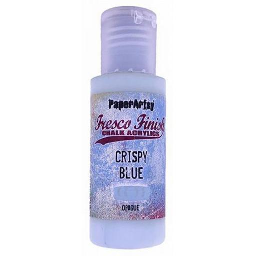 Fresco Finish - Crispy Blue