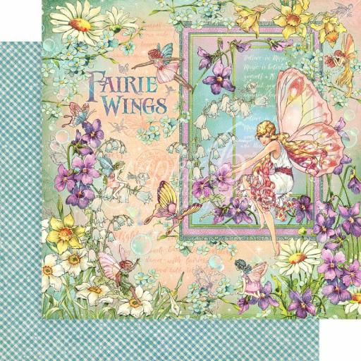 Graphic 45 - Fairie Wings 12x12