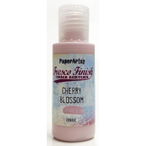 Fresco Finish Paint- Cherry Blossom