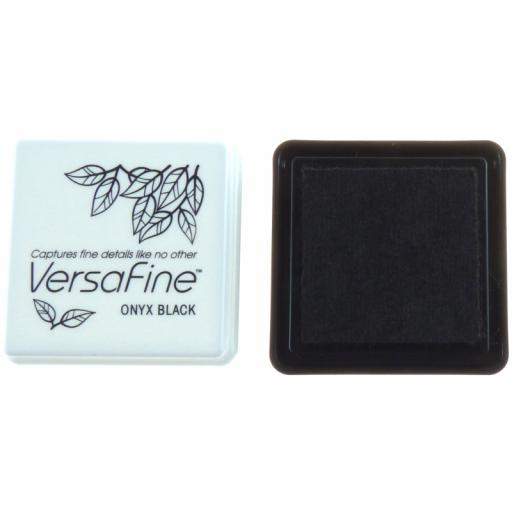 Versafine Small Ink Pad- Onyx Black