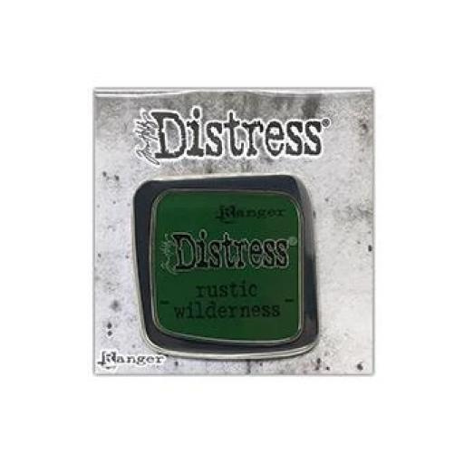 Tim Holtz ® Distress Enamel Pin- Rustic Wilderness