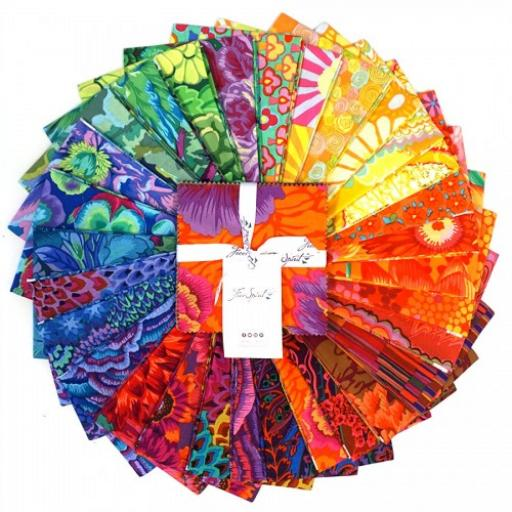 "Kaffe Fassett Collective Stash - 5"" Charm set x 42pc"
