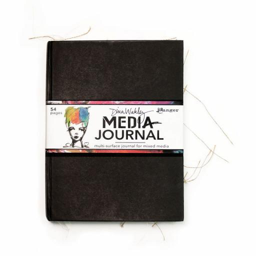 Dina Wakley Media Journal 8x10 inch