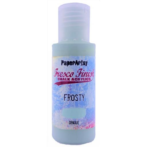 Fresco Finish - Frosty