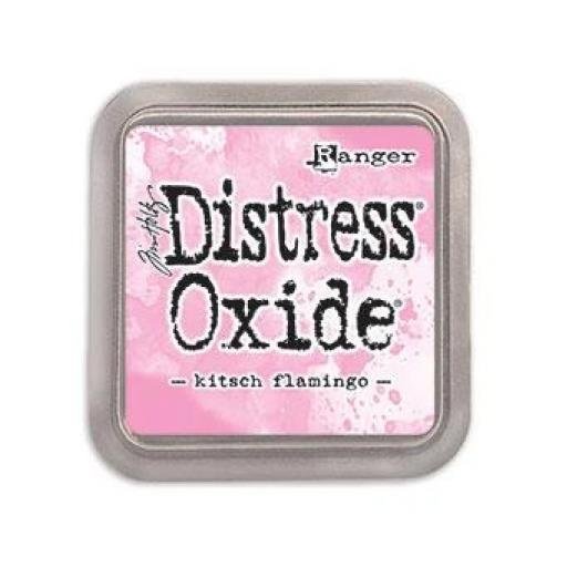 Tim Holtz ® Distress Oxide Ink Pad - Kitsch Flamingo February