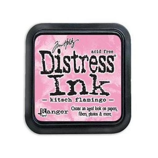 Tim Holtz ® Distress Ink Pad - Kitsch Flamingo February