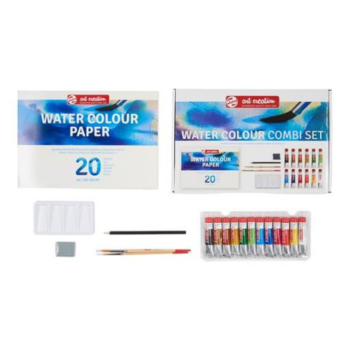 Talens Art Creation Watercolour Combiset 12 x 12 ml