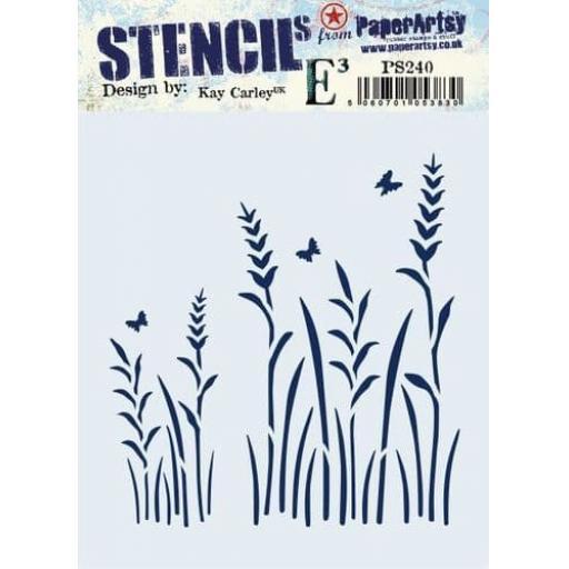 PaperArtsy - PA Stencil 240{EKC}