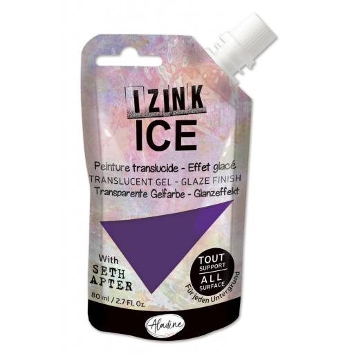 Aladine - Izink Ice Arctic Grape 80ml (80374)