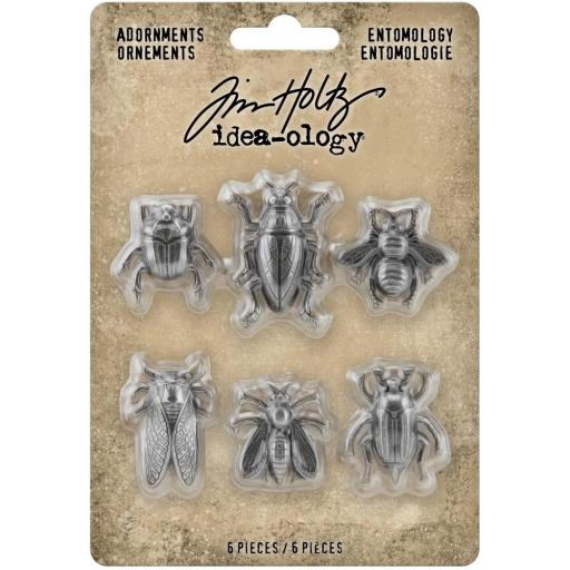Tim Holtz® Idea-ology - Entomology Adornments (TH94079)