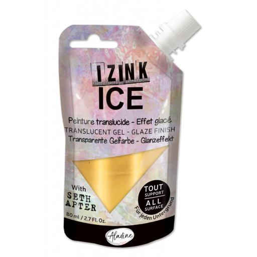 Aladine - Izink Ice Cold Gold 80ml (80383)