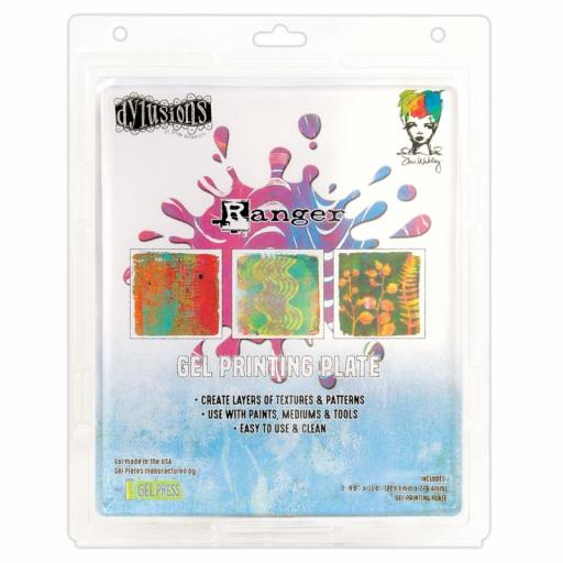 Gel Press - Gel Plate - 9Inches x 11Inches