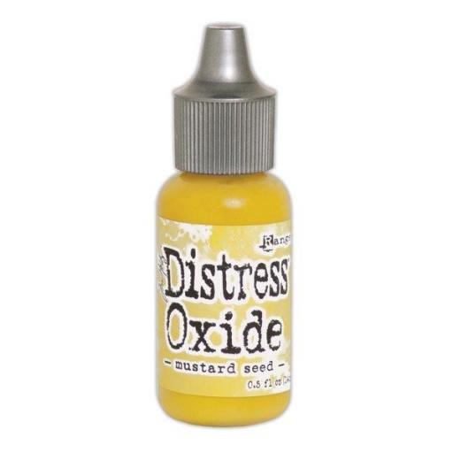 Ranger Tim Holtz Distress Oxide Re-inker Mustard Seed