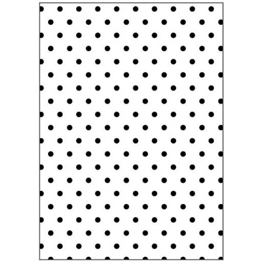 Embossing Folder - Polka Dots