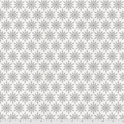 Tim Holtz - Christmastime - Flurry - White