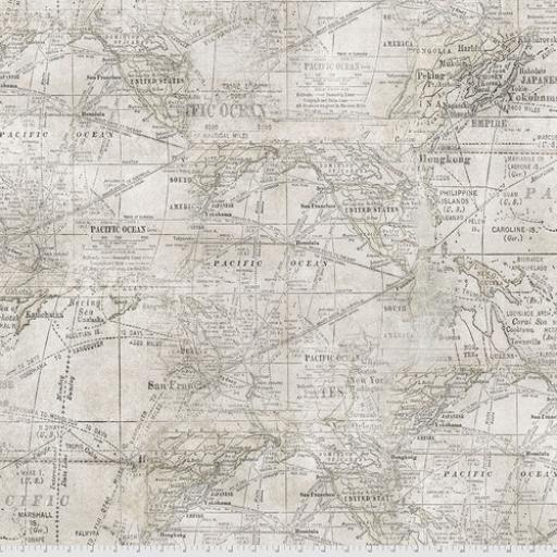 Tim Holtz® - Monochrome - Expedition Parchment
