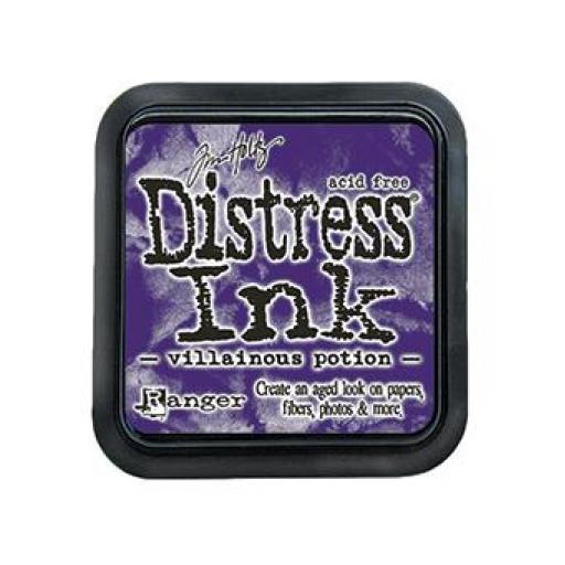 Tim Holtz ® Distress Inkpad -Villainous Potion - Due October 2021