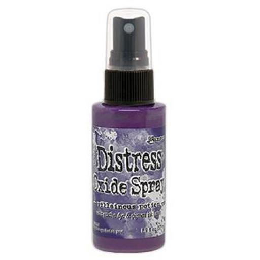 Tim Holtz ® Distress Oxide Spray- Villainous Potion - Due October 2021